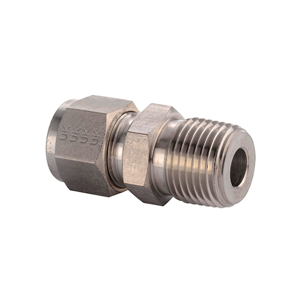 Parker male connector alok tek stainless piping products