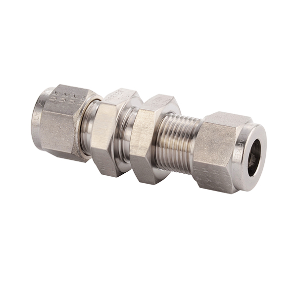 Parker bulkhead union alok tek stainless piping products