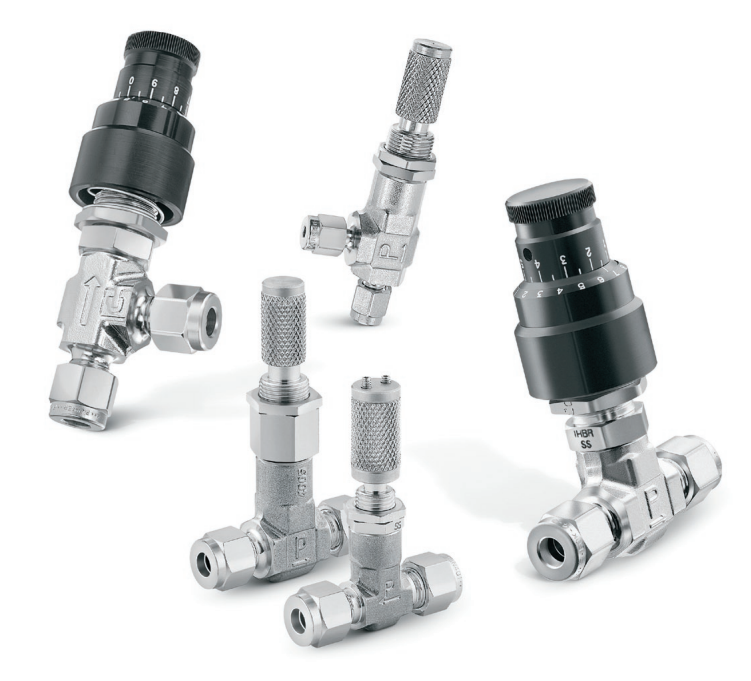 Parker instrumentation tek stainless piping products