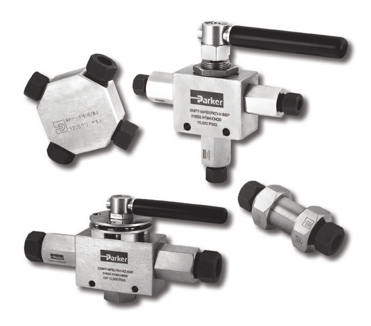 Instrumentation fittings tek stainless piping products